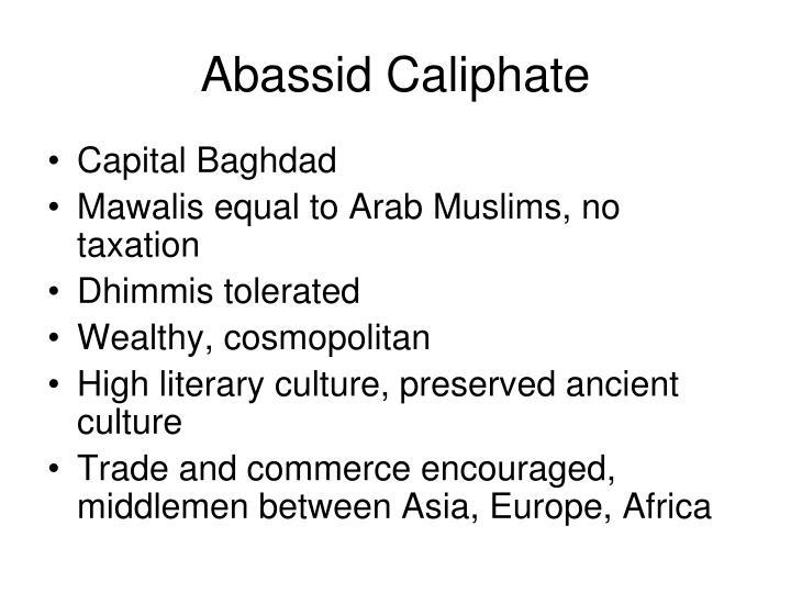 Abassid Caliphate
