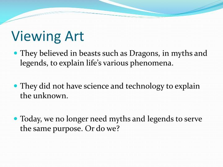 The Purpose of Myths and Legends Essay