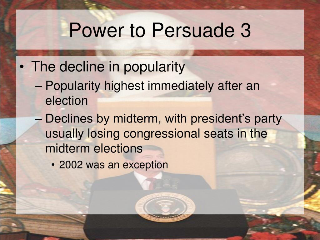 Power to Persuade 3