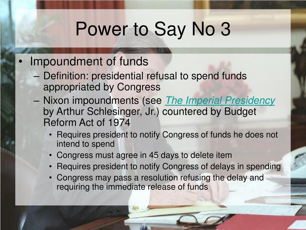 Power to Say No 3