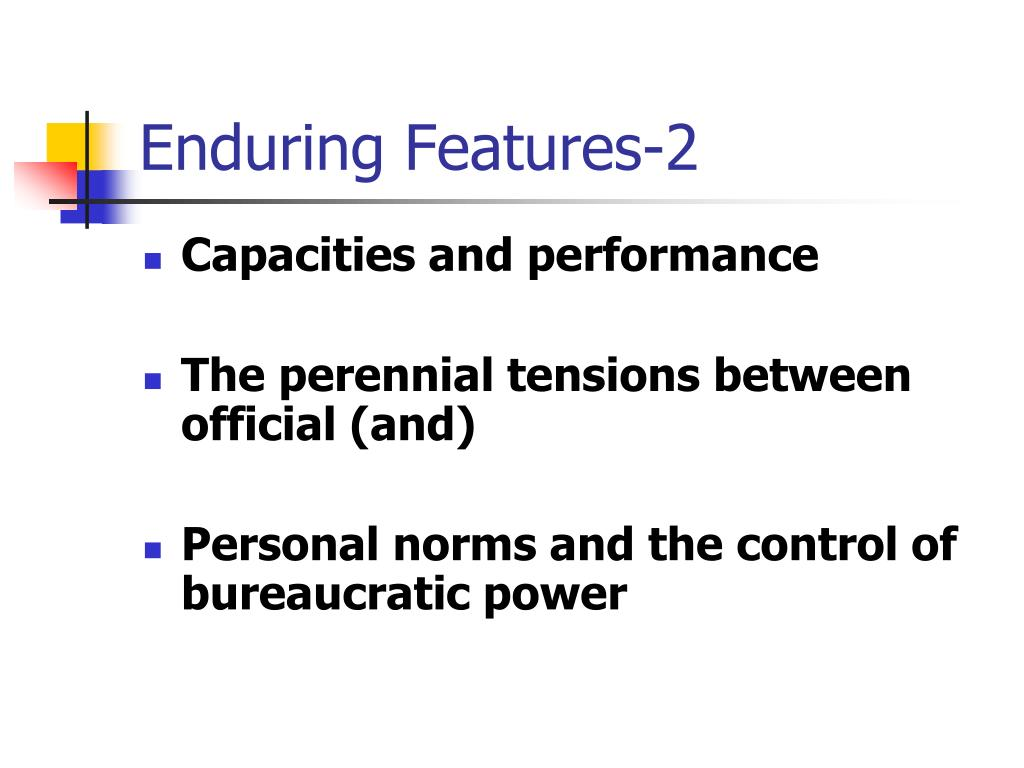 Enduring Features-2