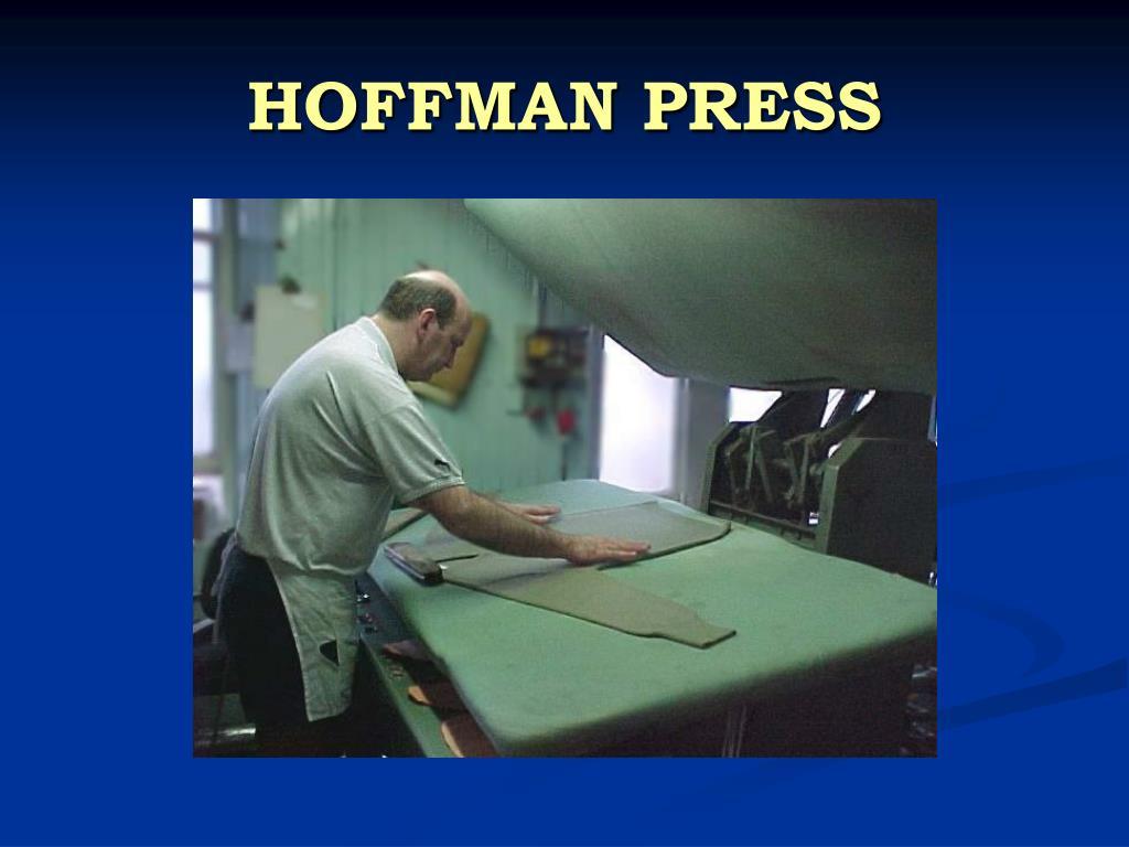 HOFFMAN PRESS