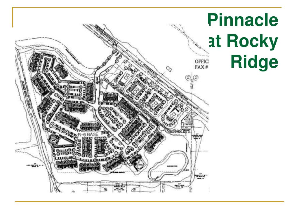 Pinnacle at Rocky Ridge