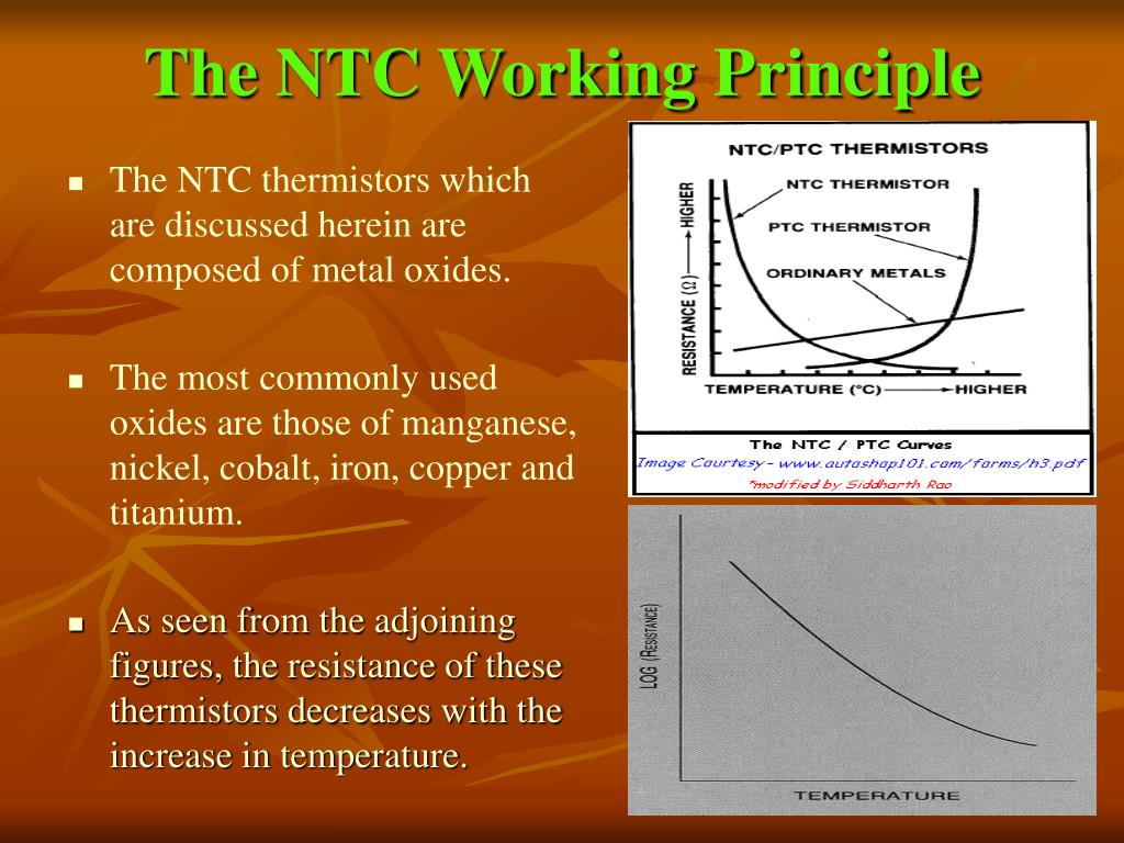 The NTC Working Principle