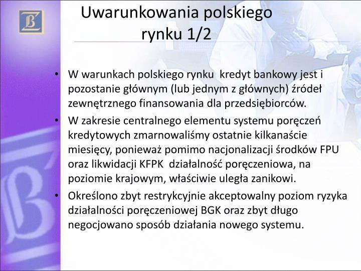 Uwarunkowania polskiego