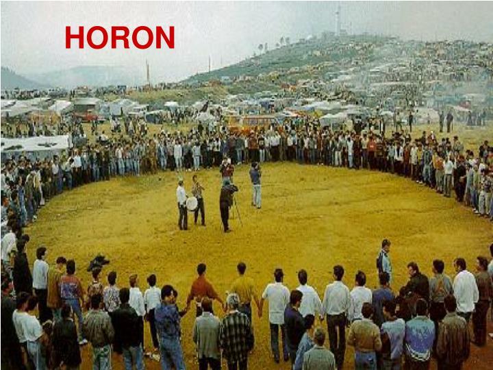 HORON