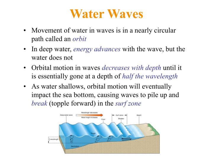 Water Waves