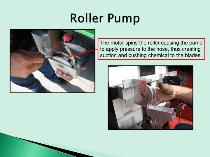 Roller Pump