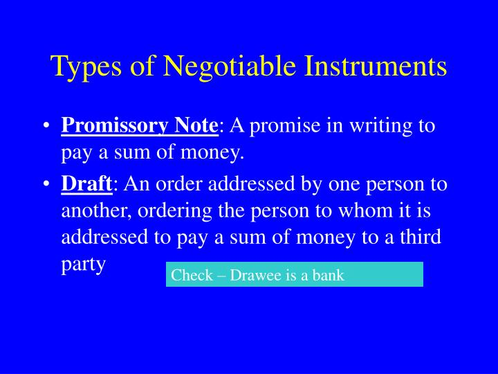 fixed money instruments paper