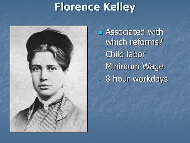 florence kelley s speech on child labor
