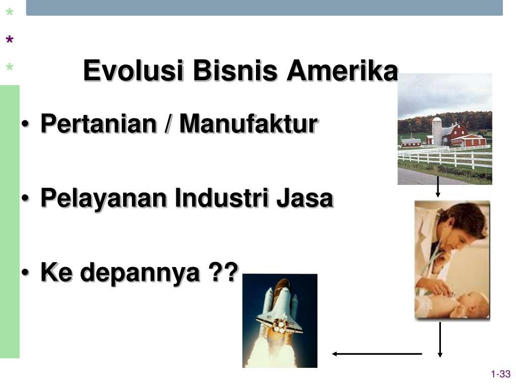 Evolusi