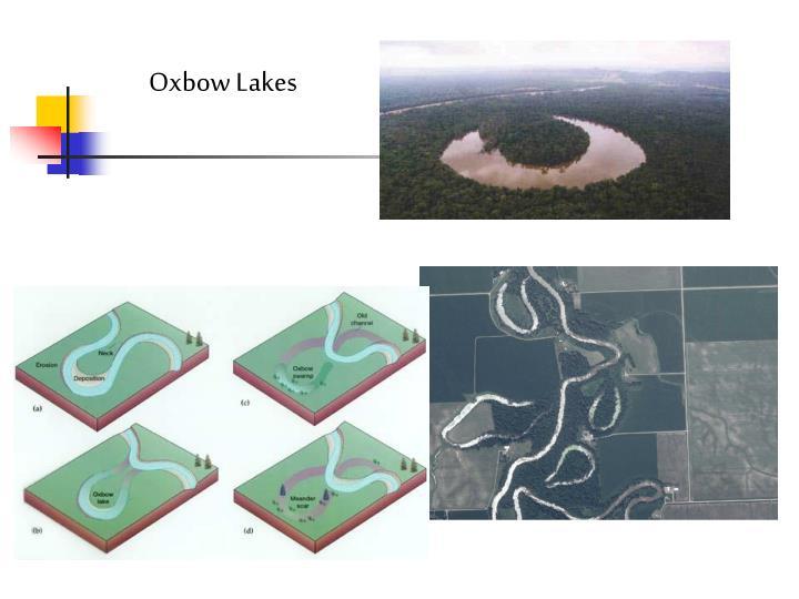 Oxbow Lakes