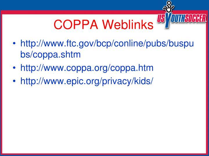 http://www.ftc.gov/bcp/conline/pubs/buspubs/coppa.shtm