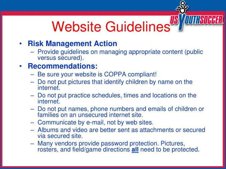 Risk Management Action