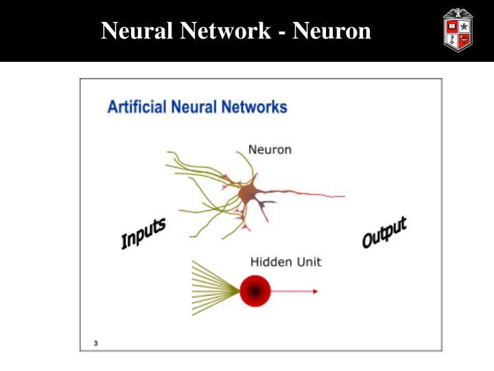 Neural Network - Neuron