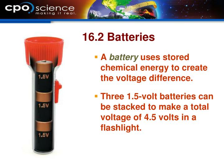 16.2 Batteries