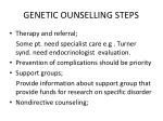 genetic ounselling steps2