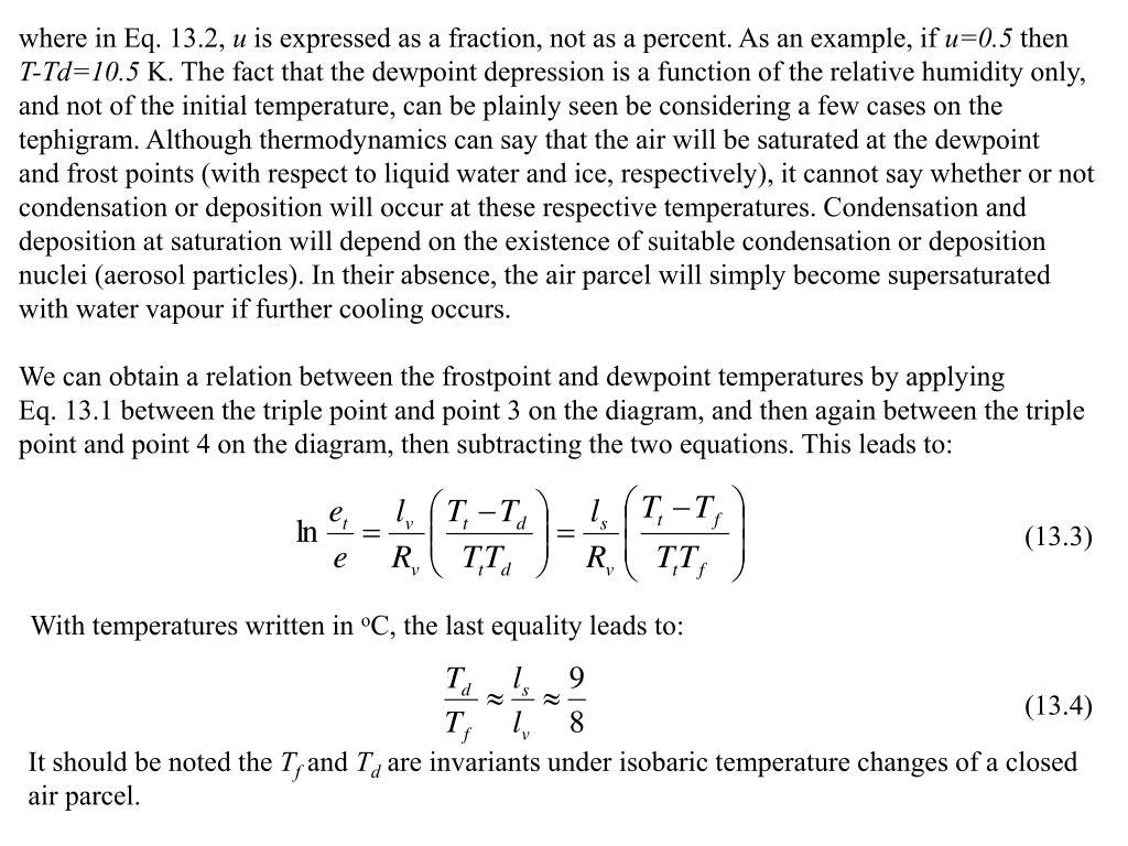 where in Eq. 13.2,