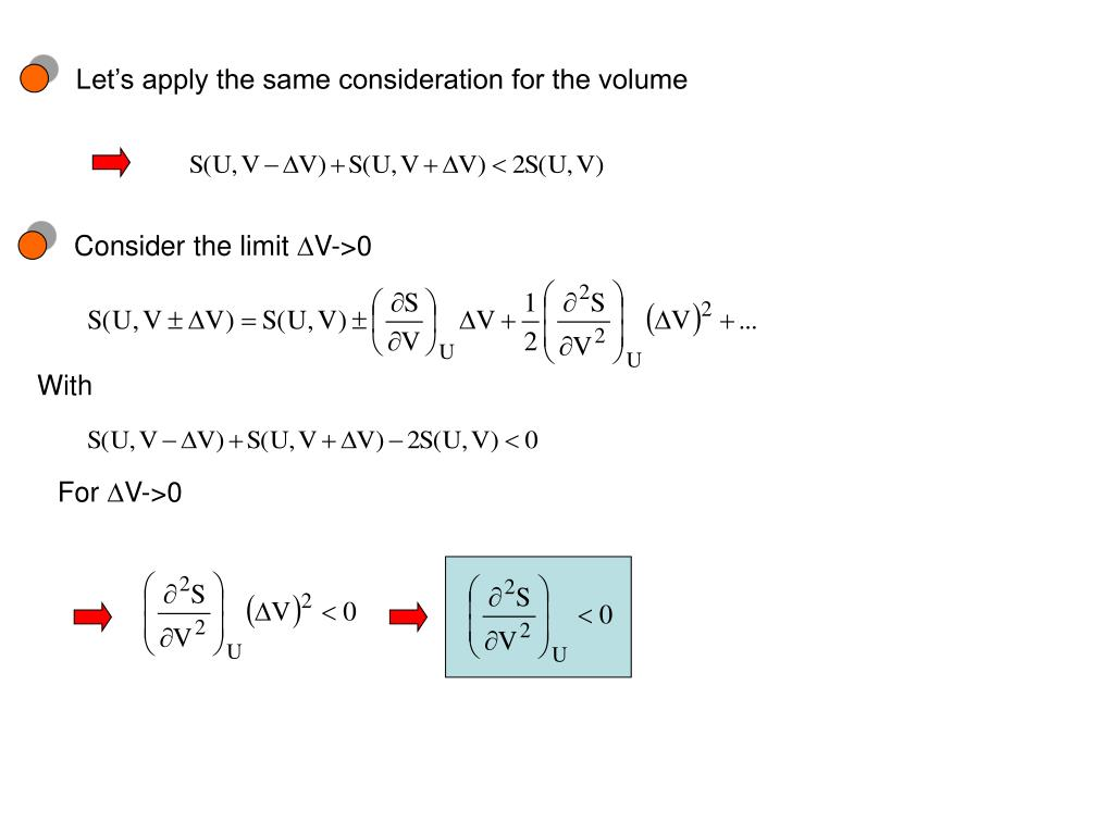 Let's apply the same consideration for the volume
