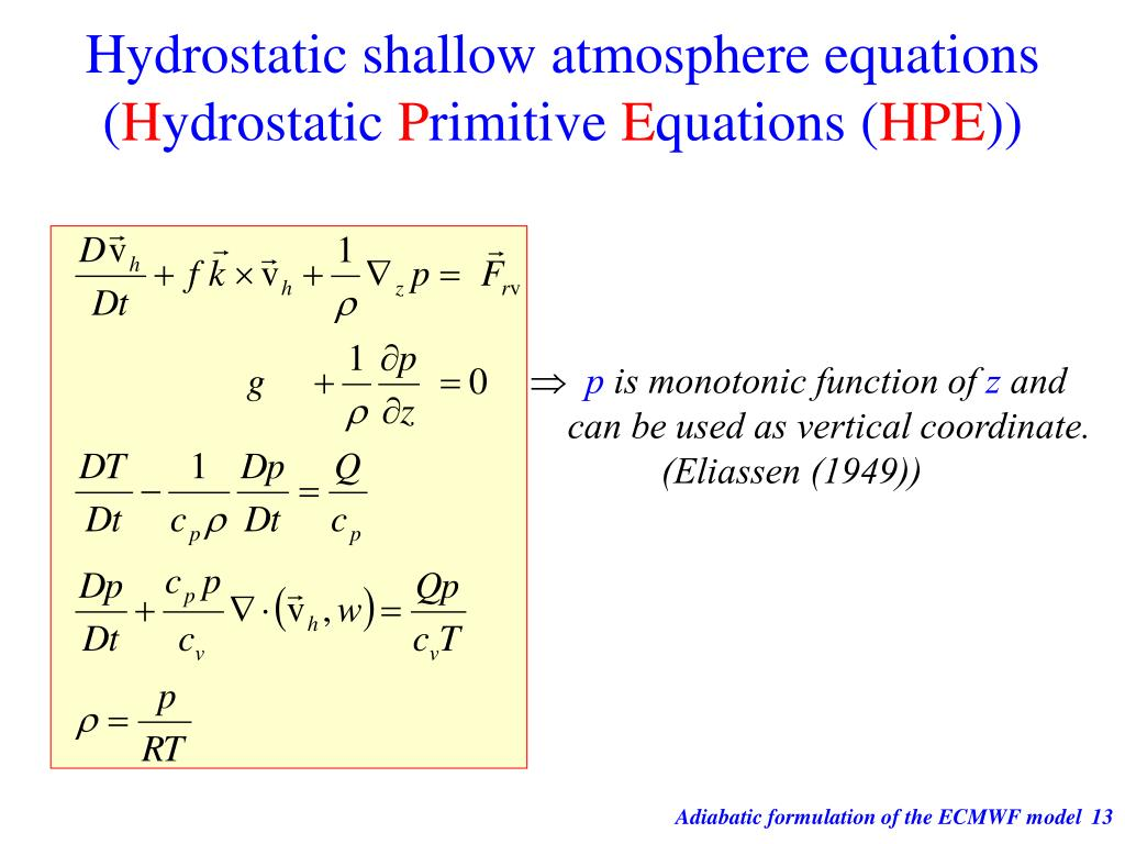 Hydrostatic shallow atmosphere equations