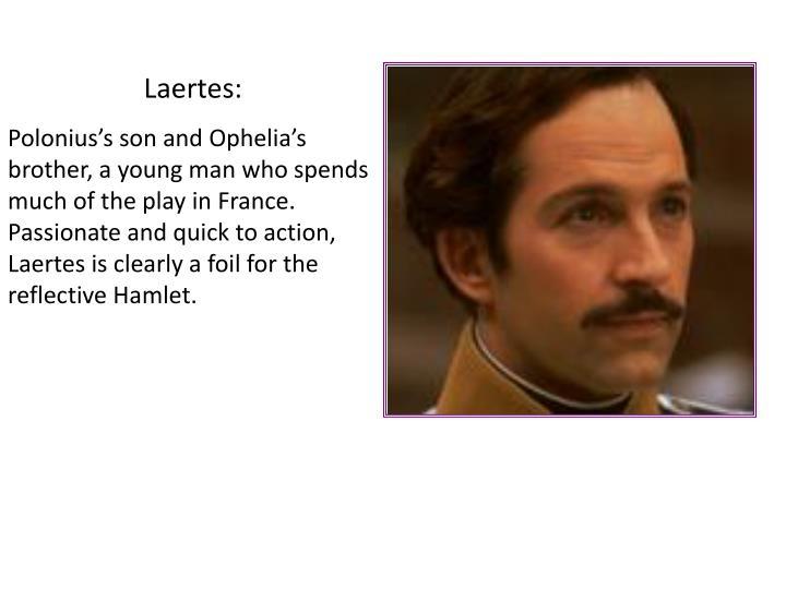 Laertes: