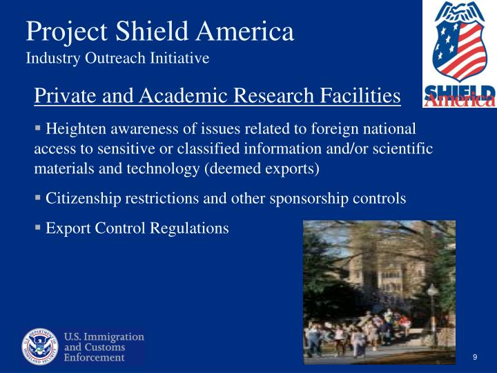 Project Shield America