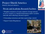 project shield america industry outreach initiative2