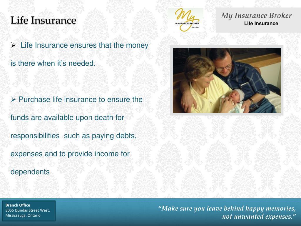 My Insurance Broker