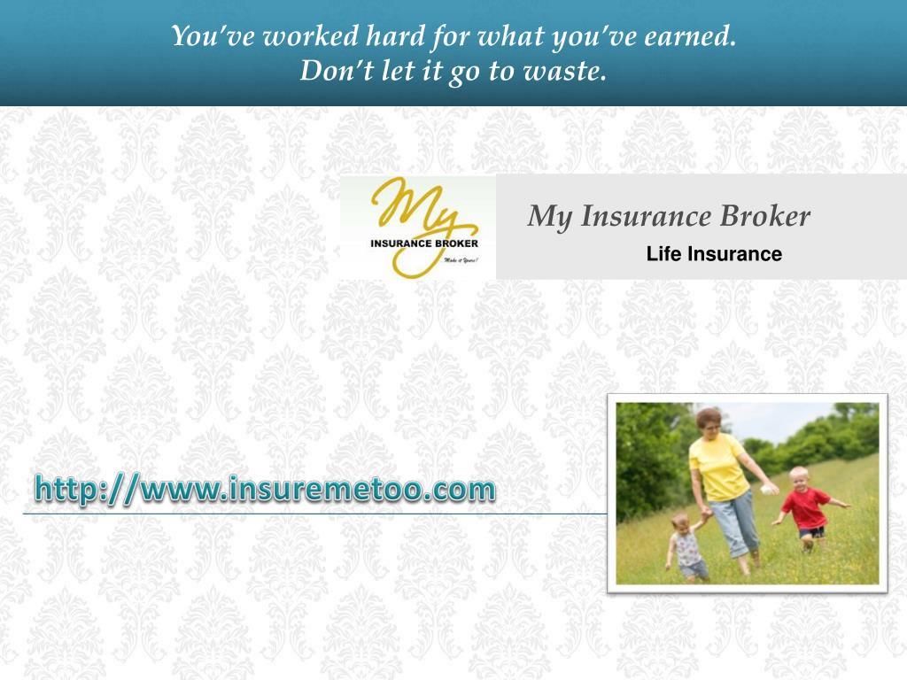 My Insurance