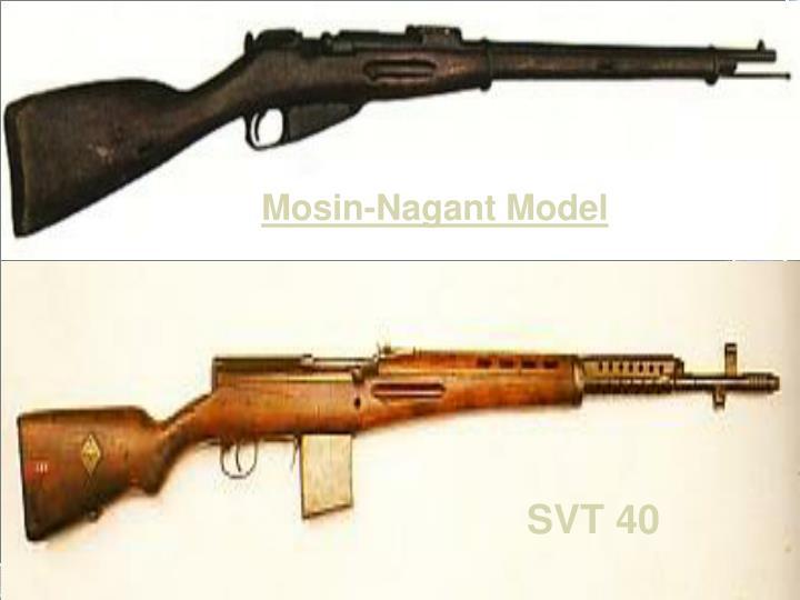 Mosin-Nagant Model