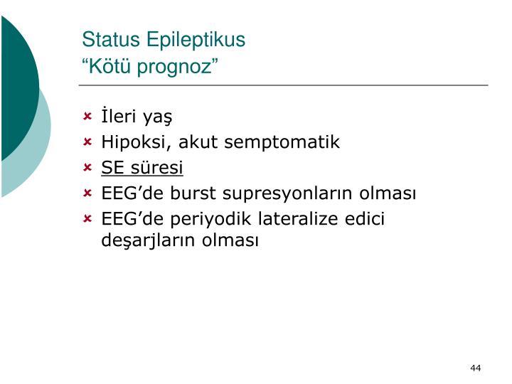 Status Ep