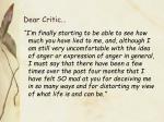 dear critic5