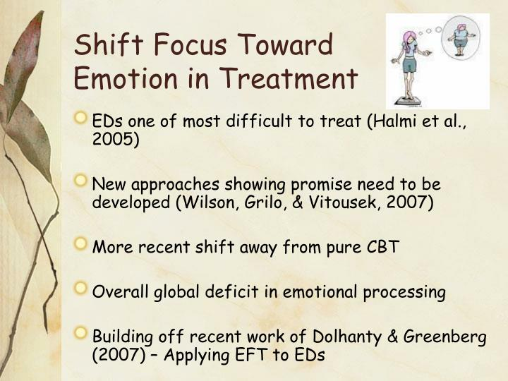 Shift Focus Toward