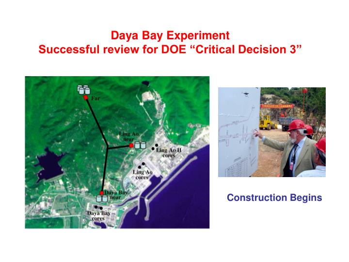 Daya Bay Experiment