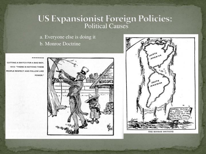 Us expansionist foreign policies2