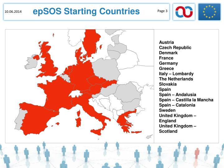epSOS Starting