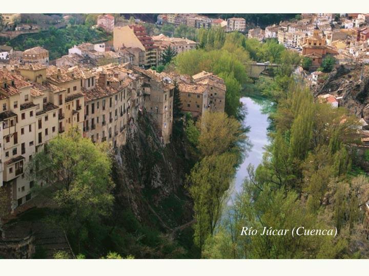 Río Júcar (Cuenca)