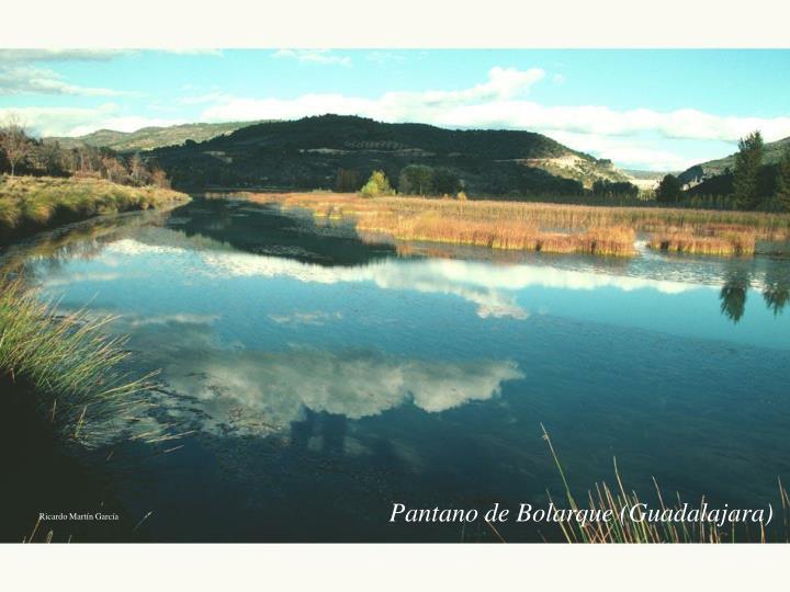 Pantano de Bolarque (Guadalajara)