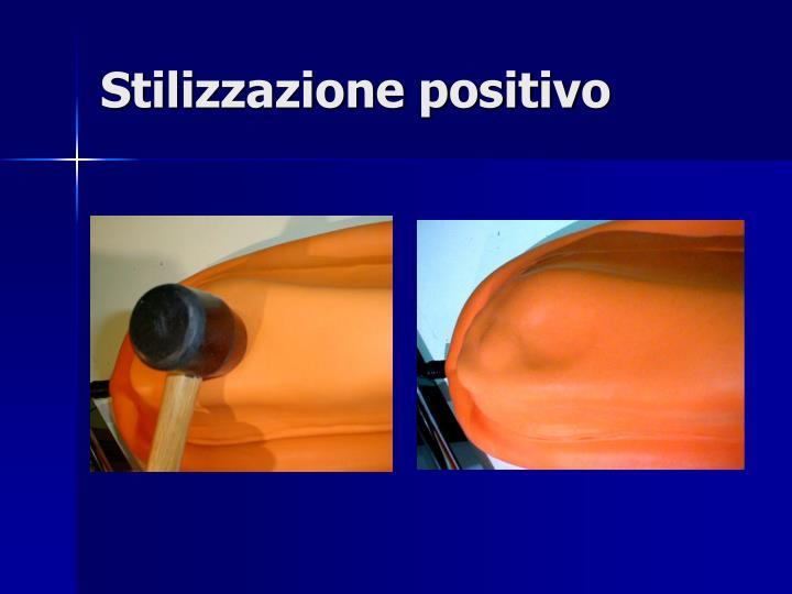 Stilizzazione positivo