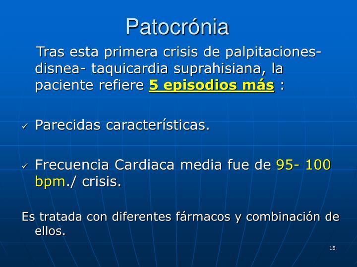 Patocrónia
