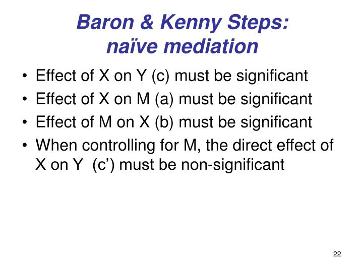 Baron & Kenny Steps: