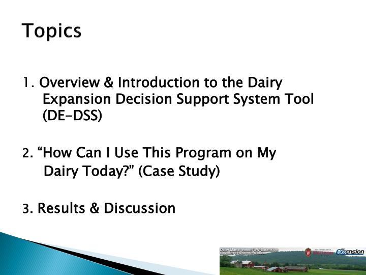 hys dairies case study
