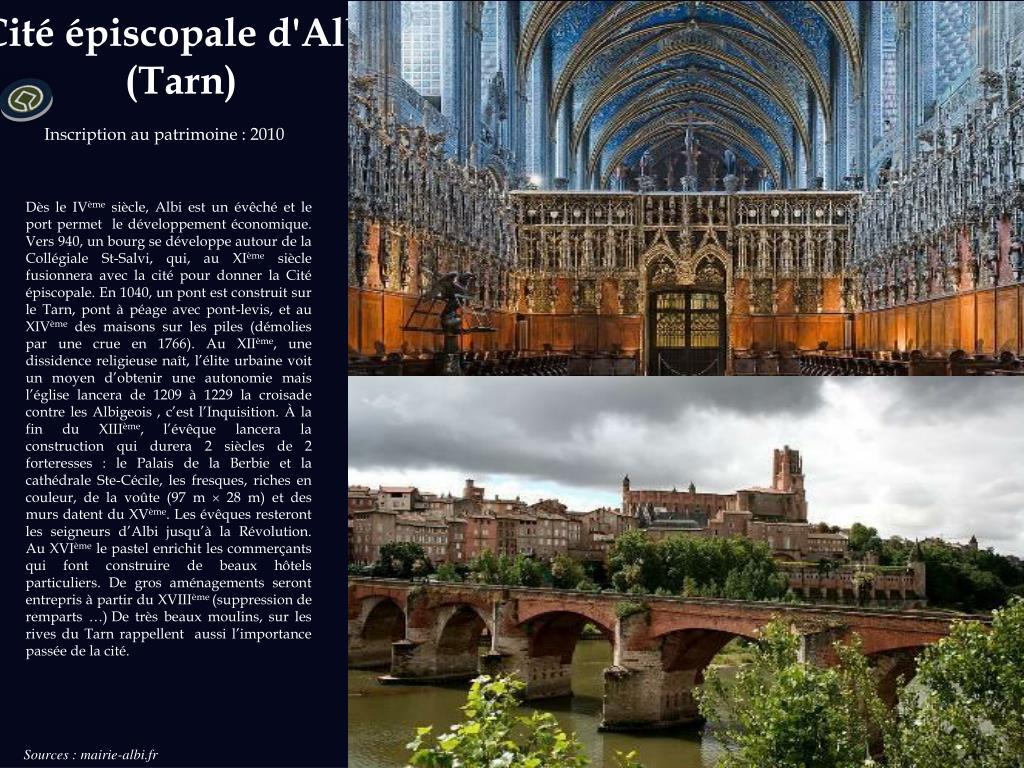 Cité épiscopale d'Albi (Tarn)