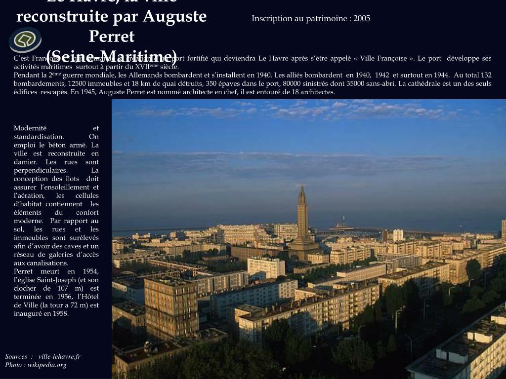 Inscription au patrimoine : 2005