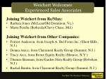weichert welcomes experienced sales associates2
