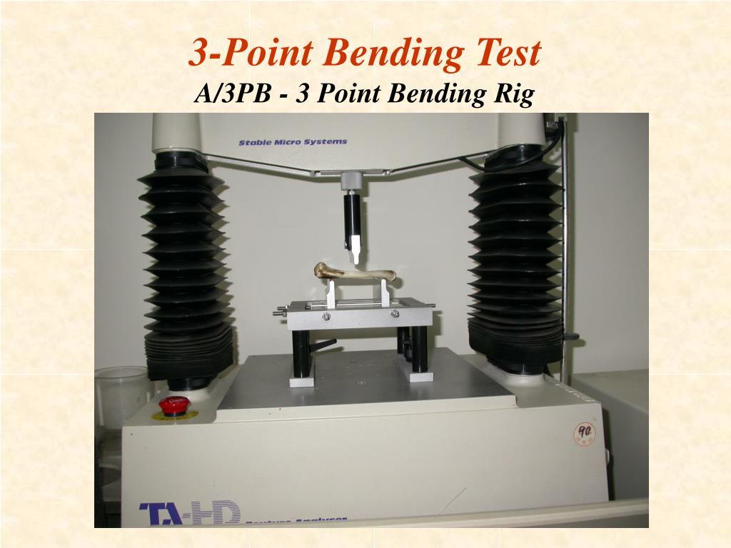 3-Point Bending Test