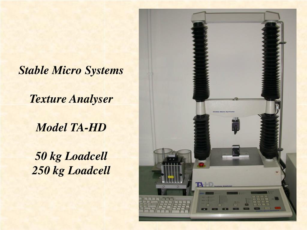 Stable Micro Systems