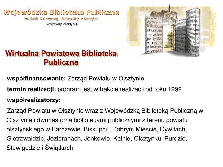 Wirtualna Powiatowa Biblioteka Publiczna