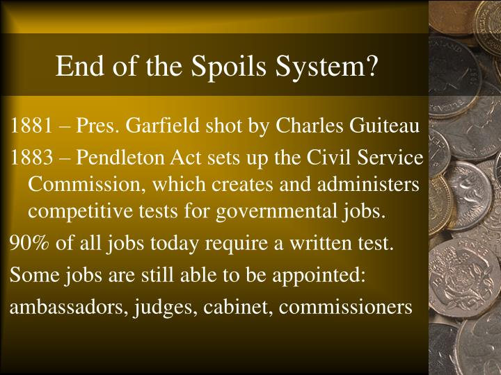 Why the Periphery Is Crumbling: The Spoils System Is ... |Spoils System Today