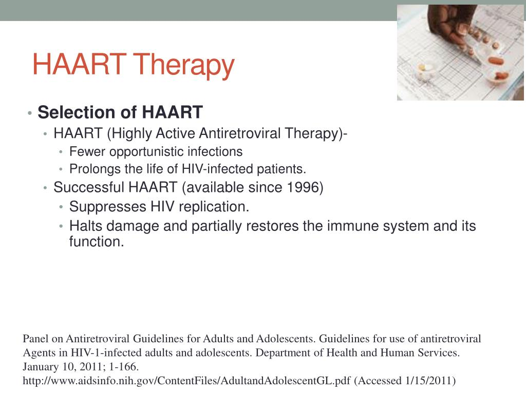 HAART Therapy